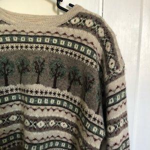 Vintage Women's Wool Sweater